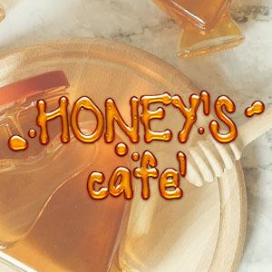 HONEY's cafe クーポン 767